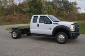 2014 Ford F550 XL – Cab Chassis