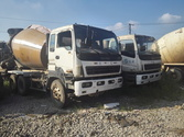 Used ISUZU 10cbm Concrete Mixer