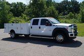2014 Ford F550 XLT – Service Ut