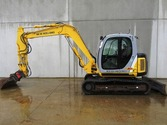 2007 NEW HOLLAND KOBELCO E80MSR