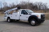2012 Ford F550 XL –20ft Crane –