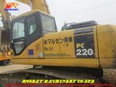 used excavator PC220-7  Komatsu