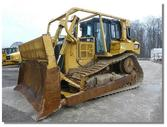 2010 CAT D6T XW WASTE HANDLING