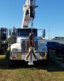 2007 Altec Hydraulic Crane