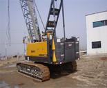 used sany scc500c crawler crane