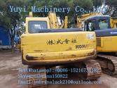Used KOMATSU PC120-6