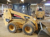 Cat 236B Skid Steer Loader 2011
