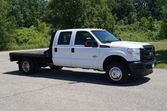 2016 Ford F350 XL – 9ft Flatbed