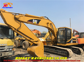 320B Caterpillar tracked excava