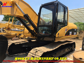 320C Caterpillar tracked excava