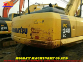 Used PC240-7 in Shan