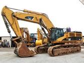 2008 - 385C LME Crawler Excavat
