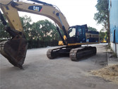 Used CAT 349DL Excav