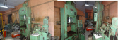 HYDRAULIC PRESS 100 TON