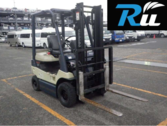 2003 TOYOTA COUNTER FORKLIFT BA