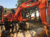 used doosan dh150-7 Excavator