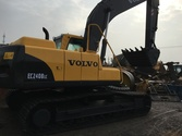 Used Volvo EC240BLC