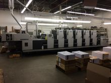 used 2000 Shinohara 74VP+C 5 co