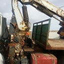 Used PM 31025 Loader Crane