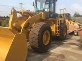 Used CAT 966H in Sha