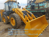 Used JCB 3CX BACKHOE