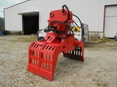 Used MBI Demolition Grab