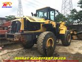 Komatsu WA320-5 used wheel load