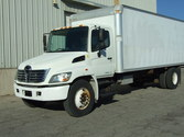 2008 Hino 338 Chassis - Tow Bed
