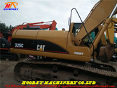 Caterpillar 325C used tracked e