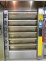 Miwe Ideal R 1500/6R deck oven