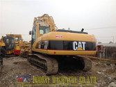 Caterpillar 325C used tracked e