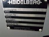 Heidelberg/Stahl KD78 4 KTL