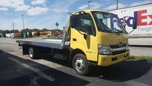 2015 HINO 195 ROLLBACK TOW TRUC