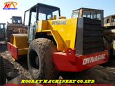Dynapac CA25D Used Road Roller