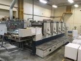 1989 Komori L428 printing press