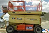 Used 2001 JLG Scissor Lift 4069