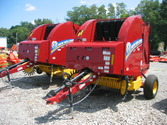 Used HOLLAND 450 ROU