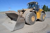 Used 2007 Caterpillar 980H whee
