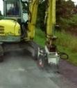 asfalt planer SIMEX PLB300