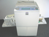 Ricoh HQ9000 Digital Duplicator