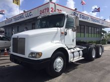 2007 International 9200 Day Cab