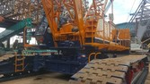 KOBELCO 7150 CRAWLER CRANE FOR