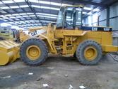 Used Cat 938F wheel loader japa