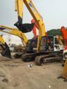 Used kobelco excavator SK200-3