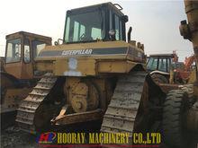 Used Caterpillar D6R bulldozer,