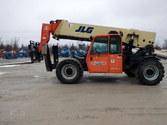 2010 JLG G12-55A Telehandler Fu