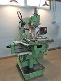 Universal toolroom DECKEL FP3 m