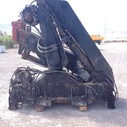 Used HIAB 190 Loader Crane