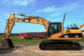 Used CAT 320C in Spa