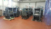EIGHT Heidelberg Gto 46 in our